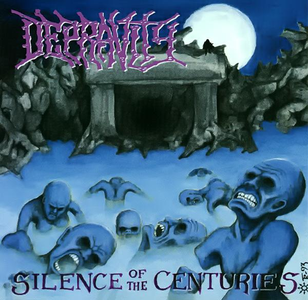 Depravity - Discography (1991 - 2011)