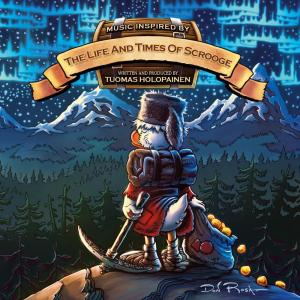 Tuomas Holopainen - The Life And Times Of Scrooge (2CD Limited)