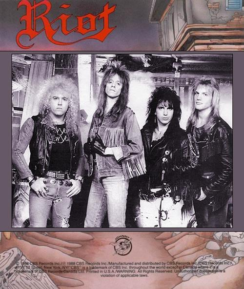 Riot - Discography (1977-2014) (Japanese Editions)