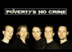 Poverty's No Crime - дискография