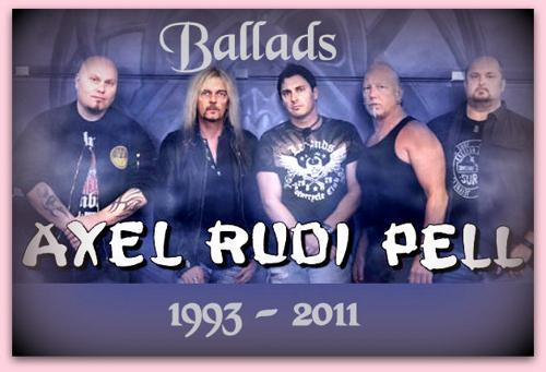 Axel Rudi Pell - Ballads  Collection (1993 - 2011) (Lossless)