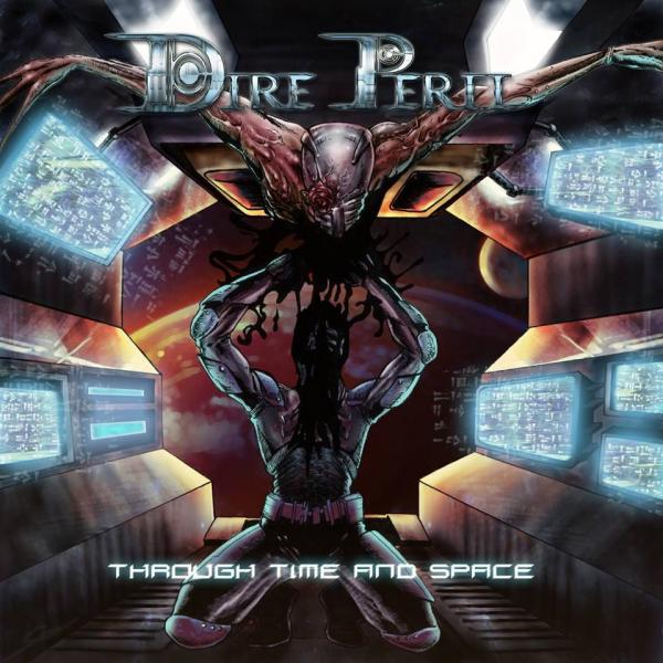 Dire Peril - Through Time And Space (EP)