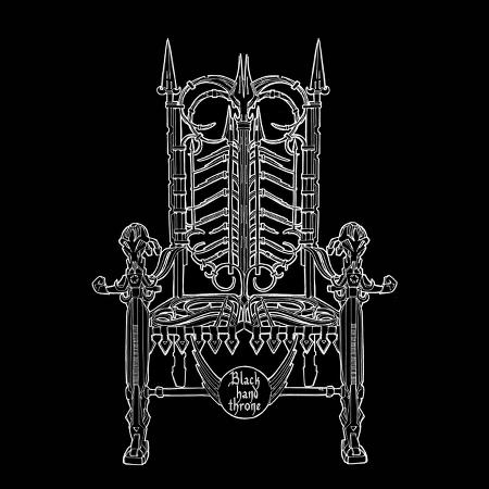 Black Hand Throne - Black Hand Throne (2015 re-release)