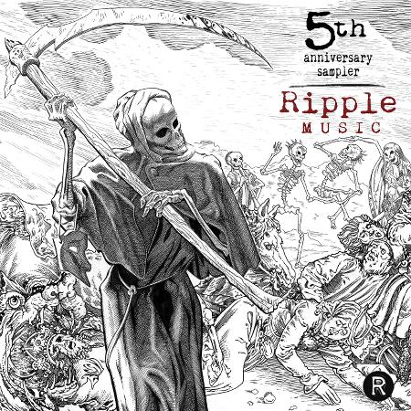 Various Artists - Ripple Music - 5 Year Anniversary Compilation