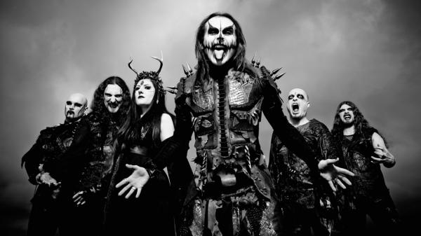 Cradle Of Filth - Wacken 2015