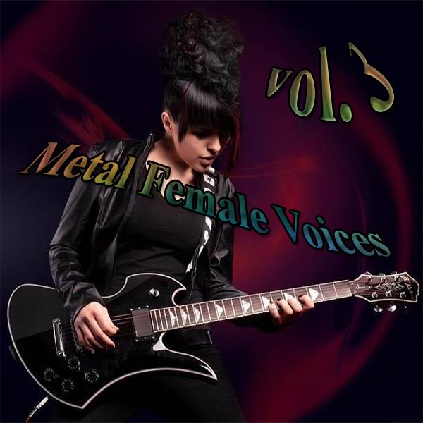Various Artists - Metal Female Voices vol. 1, 3