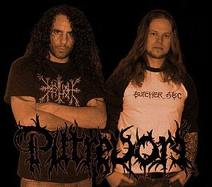 Putrevore - Discography (2008 - 2015)