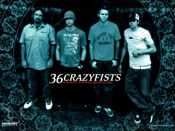 36 Crazyfists - Discography