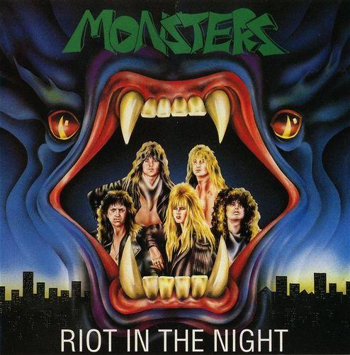 Monsters - Riot In The Night