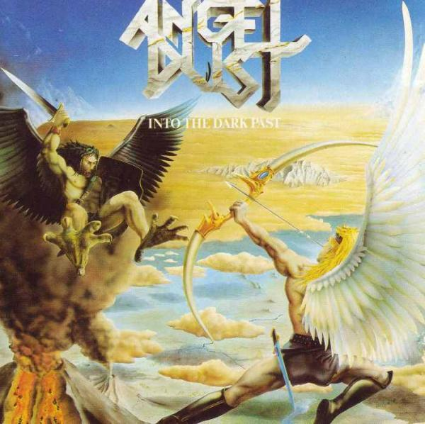 Angel Dust  - Into The Dark Past (Remastered & Reissued)