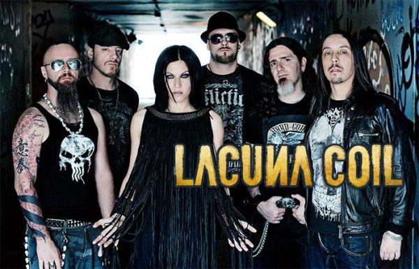 Lacuna Coil - Discography (1998 - 2016) (Lossless)
