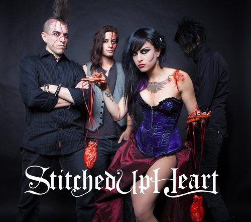 Stitched Up Heart - Discography (2010 - 2016)