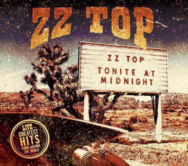 Zz Top Live Greatest Hits From Around The World 2016