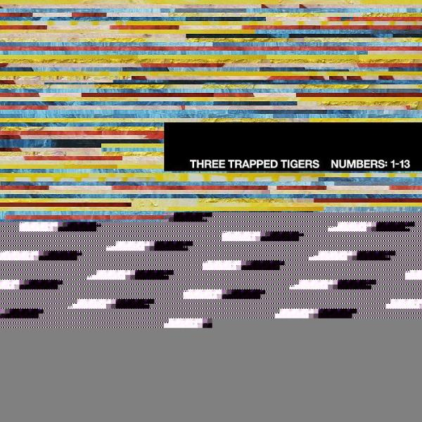 Three Trapped Tigers - Numbers: 1-13 (Lossless)