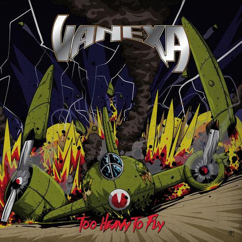 Vanexa - Too Heavy To Fly