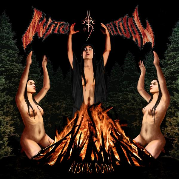 Witch Ritual - Rising Doom (EP)