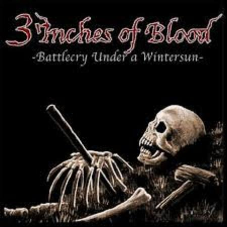 3 Inches Of Blood - Discography (Lossless)