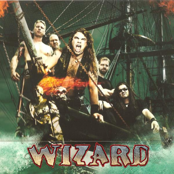 Wizard - Discography (1995 - 2017)