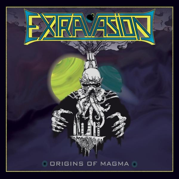 Extravasion  - Origins of Magma