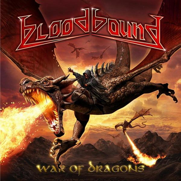 Bloodbound - War Of Dragons (Limited Edition 2CD) (Lossless)