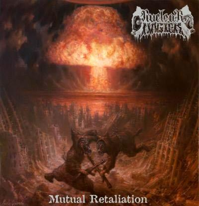 Nuclear Magick - Mutual Retaliation (EP) (Upconvert)
