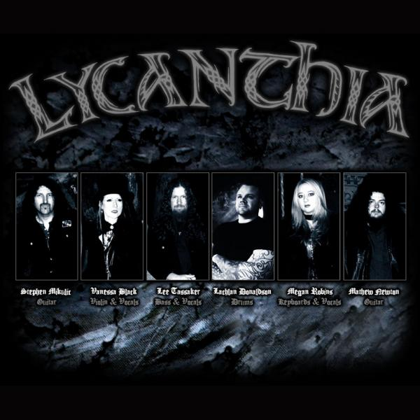 Lycanthia - Discography (1999 - 2015) (Lossless)
