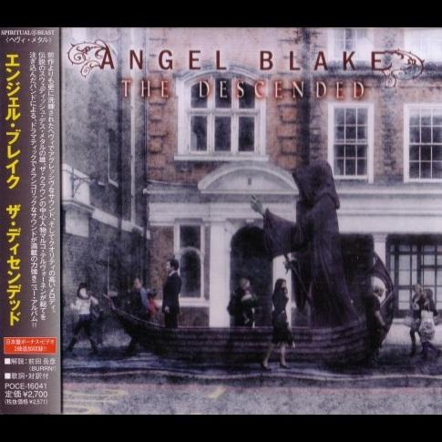Angel Blake - The Descended (Japanese Edition)