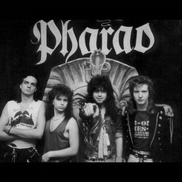 Pharao - Discography (1990 - 2010)