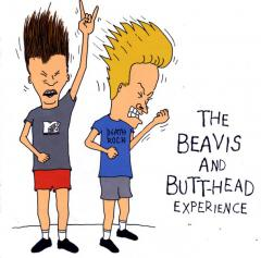 Various Artists - (feat. Anthrax, Megadeth, Aerosmith, White Zombie, Primus, Red Hot Chili Peppers) - The Beavis And Butt-Head Experience