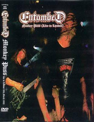 Entombed - Monkey Puss (Live in London) (DVD)