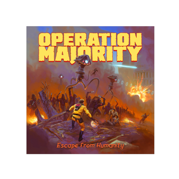 Operation Majority - Escape From Humanity