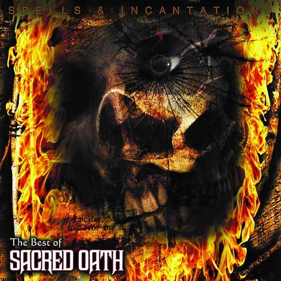 Sacred Oath - Discography (1987-2017)