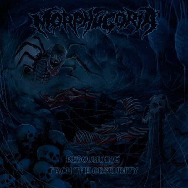 Morphugoria - Resounding From The Obscurity (EP)