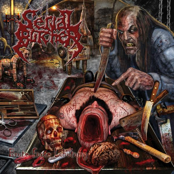 Serial Butcher - Brute Force Lobotomy (Lossless)
