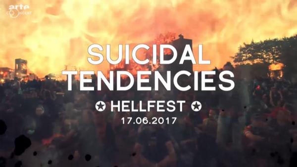 Suicidal Tendencies - Suicidal Tendencies Hellfest 2017