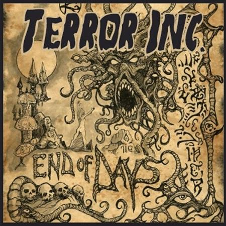 Terror Inc - End of Days (EP)