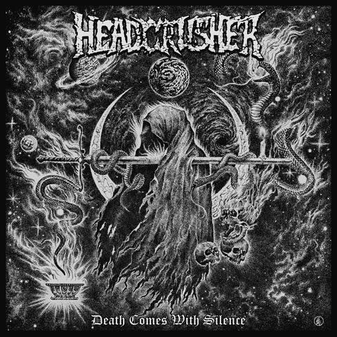 Headcrusher - Death Comes With Silence (Limited Edition)