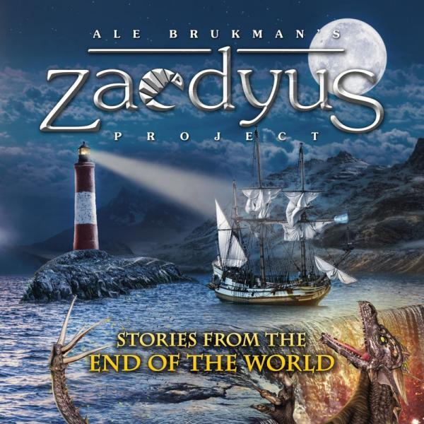 Zaedyus - Stories From The End Of The World