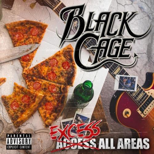 Black Cage - Excess All Areas
