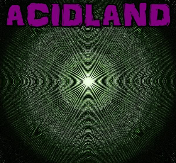 Acidland - Through Darkness (EP)