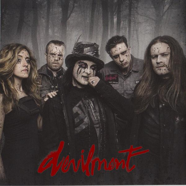 Devilment - Discography (2014 - 2016) (Lossless)