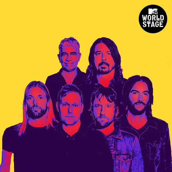 Foo Fighters - MTV World Stage (Live In Barselona HDTV 1080p)