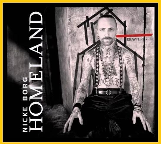 Nicke Borg Homeland - Discography (2010 - 2013)