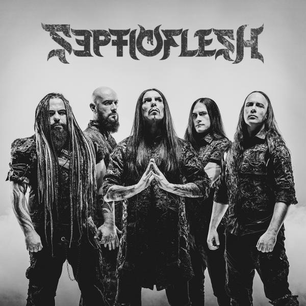 Septicflesh - (Septic Flesh) Discography (1991 - 2017)