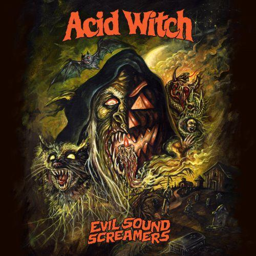 Acid Witch - Evil Sound Screamers (Lossless)