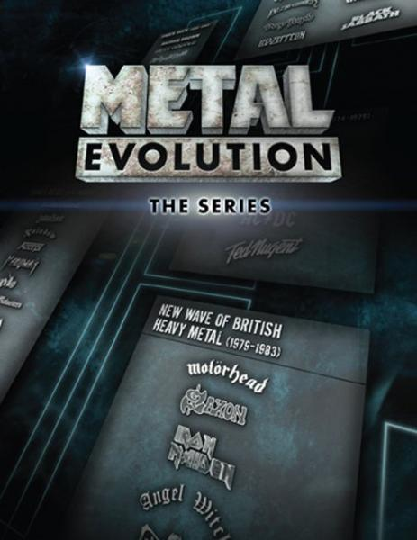 Various Artists - Metal Evolution - Metal Documentary