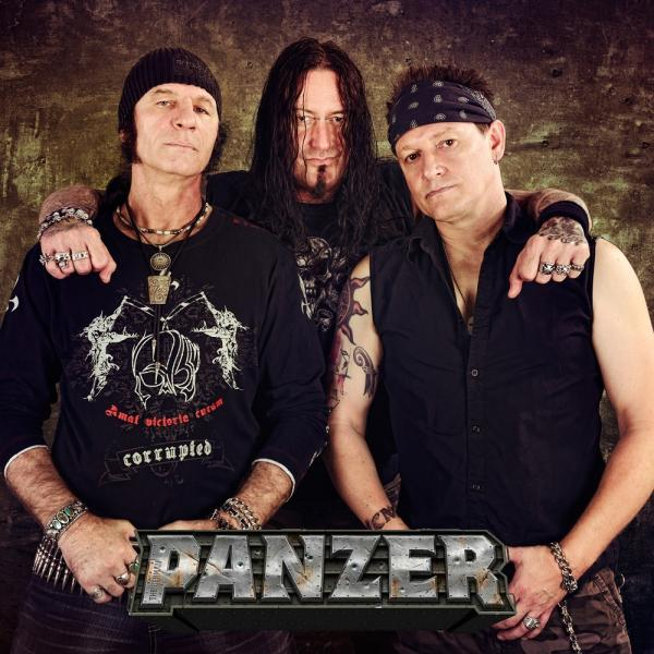 Pänzer - Discography (2014 - 2017) (Lossless)