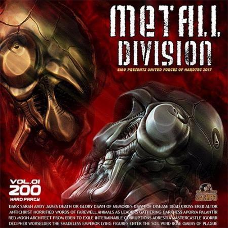 Various Artists - Metall Division Vol. 01