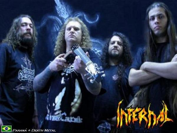 Infernal - Discography (1989 - 2002)