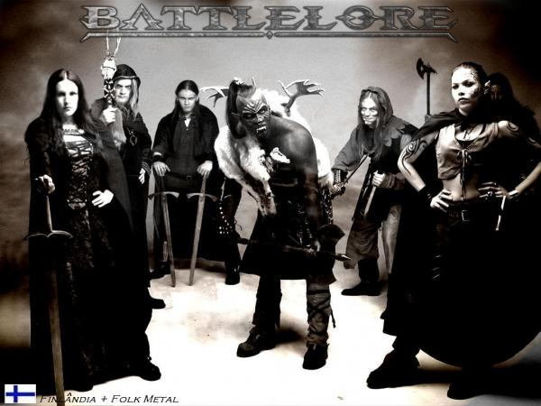 Battlelore - The Journey (Live)